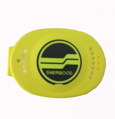 Parts13 Sherwood Scuba Front Cover - Yellow (5100-8YL)