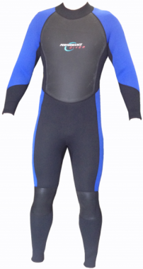 WS04PD Performance Diver 3mm Steamer Wetsuit
