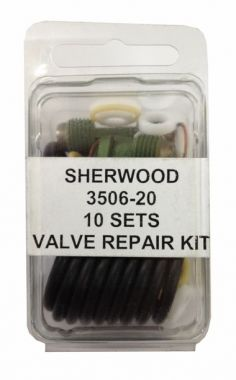 Parts05 - Sherwood 5000 K valve service kit (Pack of 10)