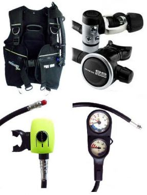 ST003 - Performance / GS2000 Scuba Set