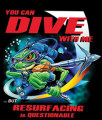 AM18NC - Amphibious Outfitters - Dive With Me Tee Shirt