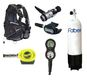 Scuba Sets with Cylinder