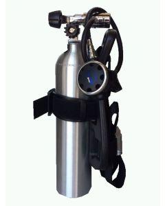 EA08B S19 Pony Bottle Set with Cylinder Backpack