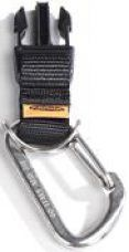CL04 -  Stainless Carabiner Clip