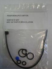 Partp03 - Performance Diver Hookah, R9A & R9C 2nd stage service kit