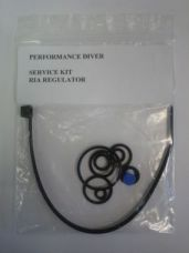 Partp01 - Performance Diver R1A 1st & 2nd stage service kit
