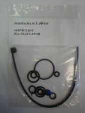 Partp02 - Performance Diver R2A 1st & 2nd stage service kit