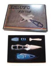 K19R - AquaTec - Raptor - Stainless steel - Dive Knife