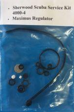 Parts05 - Sherwood Scuba Maximus 1st & 2nd stage regulator service kit 4000-04