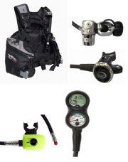 ST09P3NC-  Performance Diver Pro3000 / P600 Scuba Set