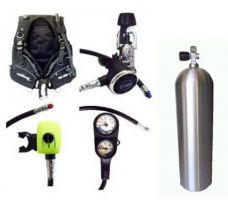 ST0022 - Pro 2000 / R1A / Aluminium Cylinder Set