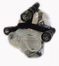 T31B - Diving Torch HeadMount - Adjustable