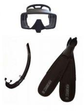 MF7CB XTEC / Flexy Snorkel /Performance X16 Fins