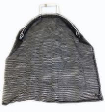 Z22A - Performance Diver - Black Regular Catch Bag